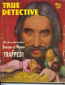 True Detective-5/1949-Crime-Terror In The Night-Harrison