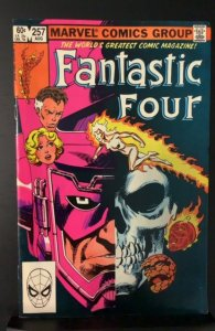 Fantastic Four #257 (1983)