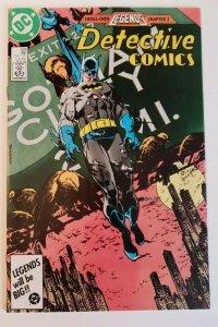Detective Comics #568 (DC Comics 1986) Penguin (New Earth) - Klaus Janson Art NM
