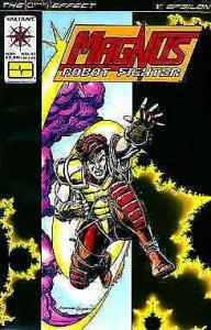 Magnus Robot Fighter (Valiant) #41 FN; Valiant   save on shipping - details insi