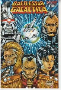 Battlestar Galactica(Maximum Press)# 1 A Revelation to the Journey !