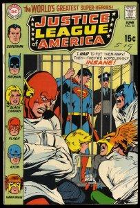 Justice League Of America #81 NM 9.4