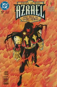 Azrael #24 VF/NM; DC | save on shipping - details inside