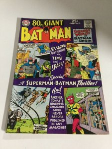 80 Page Giant Batman 12 Vf Very Fine 8.0 Marvel Comics Silver Age