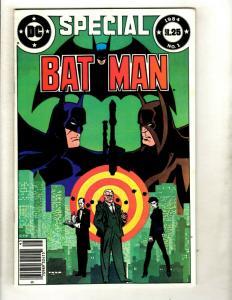 Lot Of 9 Batman DC Comics Special 1 + Annual 9 11 12 13 14 18 19 + # 0 Joker RM2