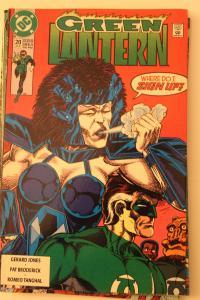 Green Lantern 20 NM
