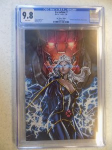 MARAUDERS # 2 NGU VIRGIN COMIC ELITE UNKNOWN EXCLUSIVE CGC 9.8.