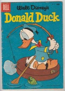 Donald Duck #47 (May-56) VG+ Mid-Grade Donald Duck