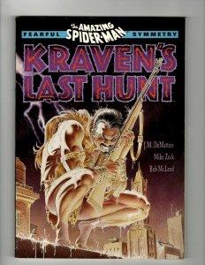 Kraven's Last Hunt Marvel Comics TPB Graphic Novel Comic Book Spider-Man OF2