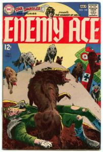 Star Spangled War Stories 145 Jul 1969 VG+ (4.5)