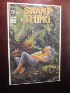 saSwamp Thing (1982 2nd Series) #91 - VF - 1990