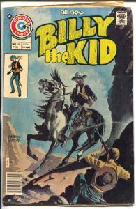 Billy The Kid #114 1976-Warren Smatta art-VG
