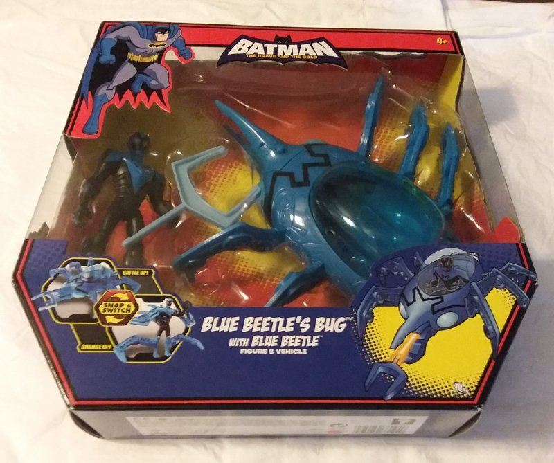 Batman: Brave and the Bold: Blue Beetle's Bug
