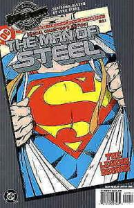 Millennium Edition: The Man of Steel #1 FN; DC   save on shipping - details insi