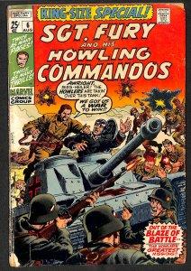 Sgt. Fury Annual #6 (1970)