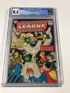 Justice League (1st Series) #21 CGC 8.5