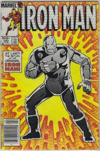 Iron Man #191