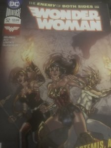 DC Wonder Woman #52 Mint Hot