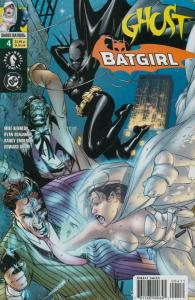 Ghost/Batgirl #4 VF; Dark Horse | save on shipping - details inside
