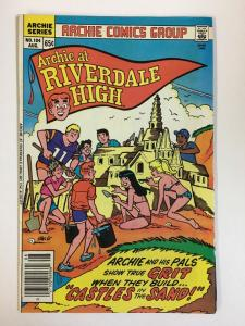 ARCHIE AT RIVERDALE HIGH (1972-1987)104 VF-NM  Aug 1985 COMICS BOOK