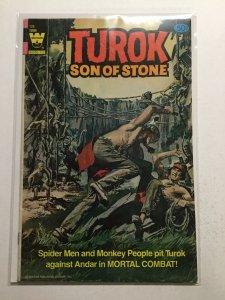 Turok Son Of Stone 128 Very Good/ Very Fine Vg/Vf 5.0 Whitman
