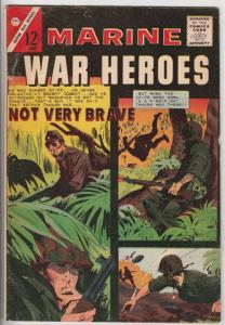 Marine War Heroes #8 (Jun-65) FN Mid-Grade