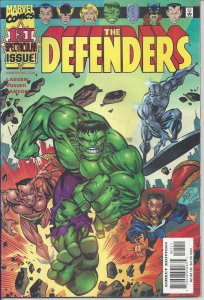 The Defenders #1 (March 01) - Hulk, Doctor Strange, Submariner, Silver Surfer