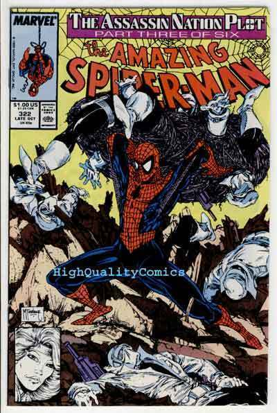 The Amazing Spider Man 234 Near Mint Nm 1982 Marvel Comic Bronze Age 1970 83 Collectibles