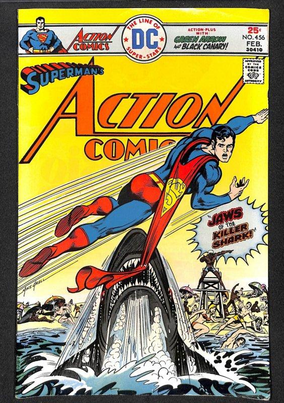 Action Comics #456 (1976)