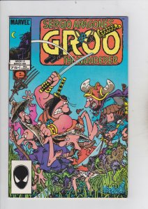 Marvel Comics! Groo the Wanderer! Issue 13!
