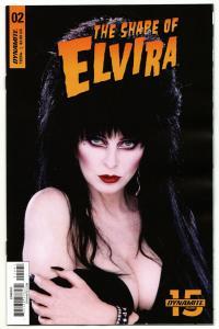 Elvira Shape Of Elvira #2 Cvr D Photo Variant (Dynamite, 2019) NM