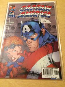 Captain America #8 Heroes Reborn