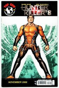Hunter Killer #8 Variant Cvr (Image, 2006) VF/NM
