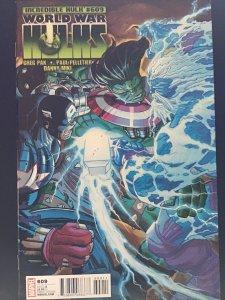 Incredible Hulk #609 (2010)