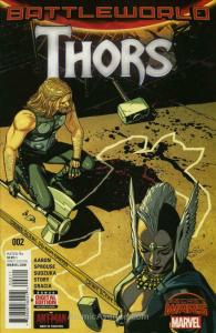Thors #2 VF/NM; Marvel   save on shipping - details inside