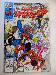 AMAZING SPIDER-MAN # 340 MARVEL ACTION ADVENTURE