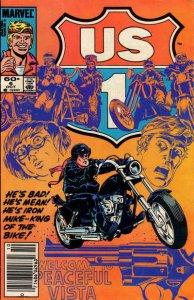 U.S. 1 #6 (Newsstand) FN; Marvel | save on shipping - details inside