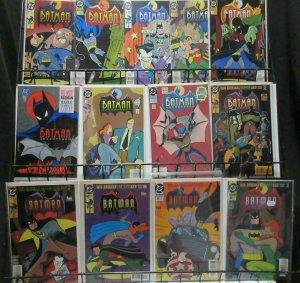 Batman Adventures (DC 1992-94) Lot of 13Diff from #1-23 Based of Fox Cartoon!