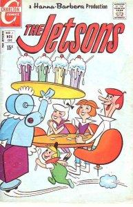 Jetsons, The #1 (Nov-70) VG/FN+ Mid-Grade George, Jane, Judy, Elroy, Rosie, A...