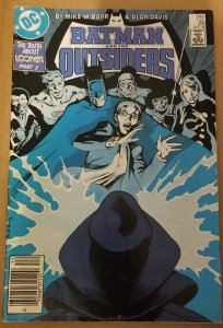 Batman and the Outsiders #28