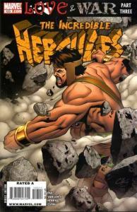 Incredible Hercules #123, NM- (Stock photo)