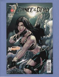 Grimm Fairy Tales Dance of the Dead #2 NM