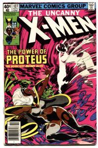X-MEN #127 comic book MARVEL BRONZE AGE comic