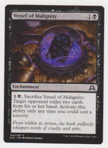 Magic the Gathering: Shadows Over Innistrad - Vessel of Malignity