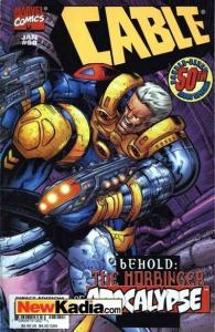 Cable (1993 series) #50, NM- (Stock photo)