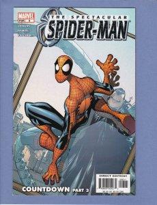 Spectacular Spider-Man #8 NM- 2003 Series