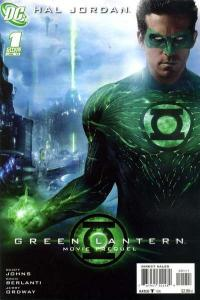 Green Lantern Movie Prequel Hal Jordan #1, NM (Stock photo)