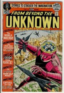 FROM BEYOND the UNKNOWN #16, FN+/VF, Carimine Infantino, 1969, Horror