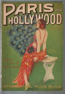 Paris and Hollywood 5/1926-Dolores Del Rio-Felix the Cat-pin up pix-VF