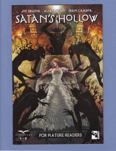 Satan's Hollow #1 NM- Variant Cover C